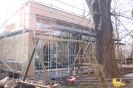 Bauarbeiten 2014-2015